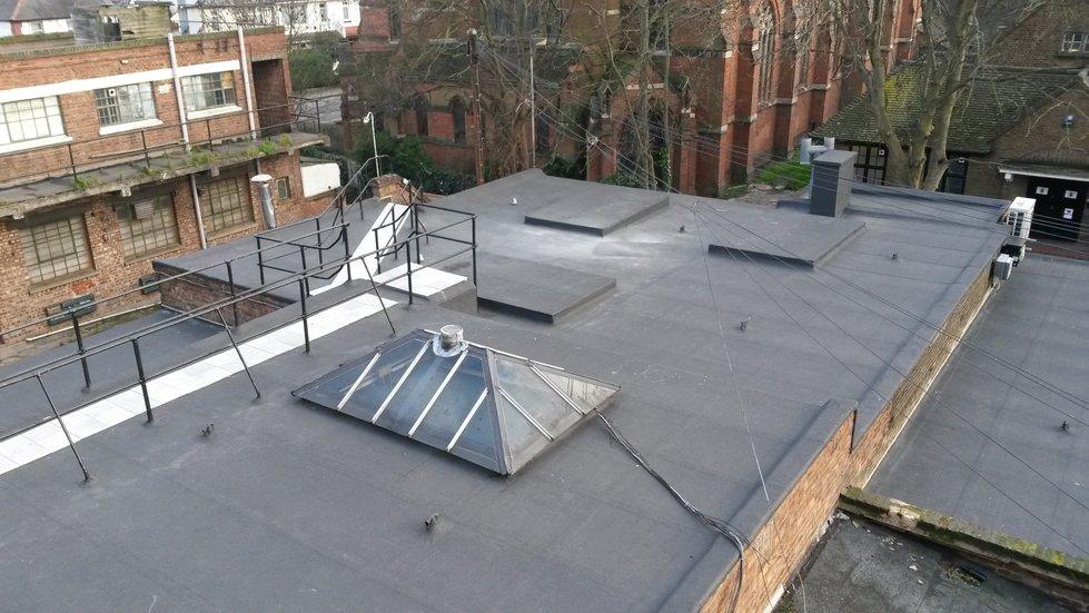 Felt Roof Work