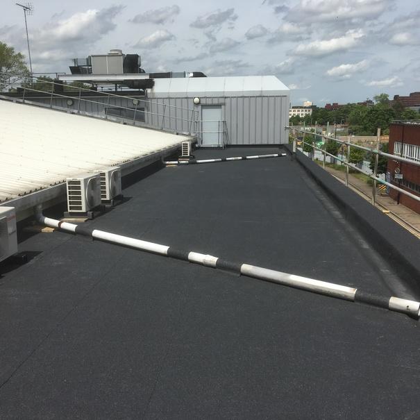 Mineral Felt Flat Roof: Haringey Image 1