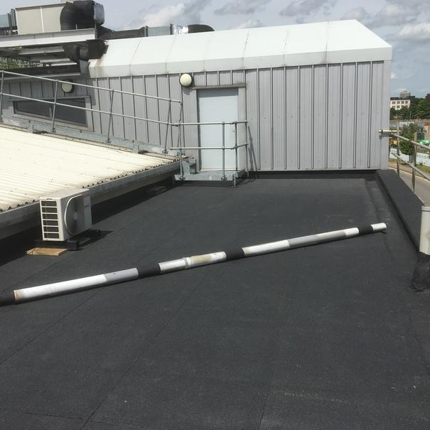 Mineral Felt Flat Roof: Haringey Image 2