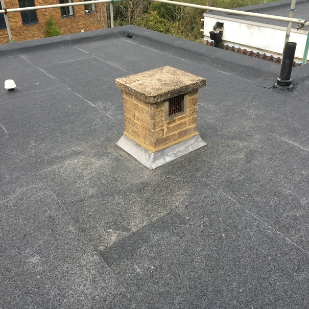 Mineral Felt Roof: Archway Image 3